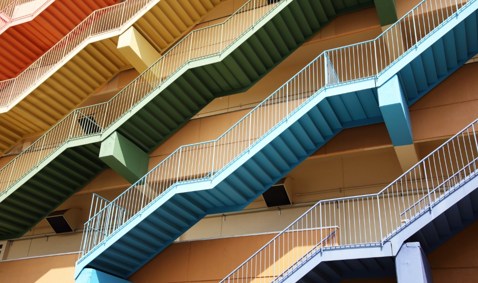 Photo escalier