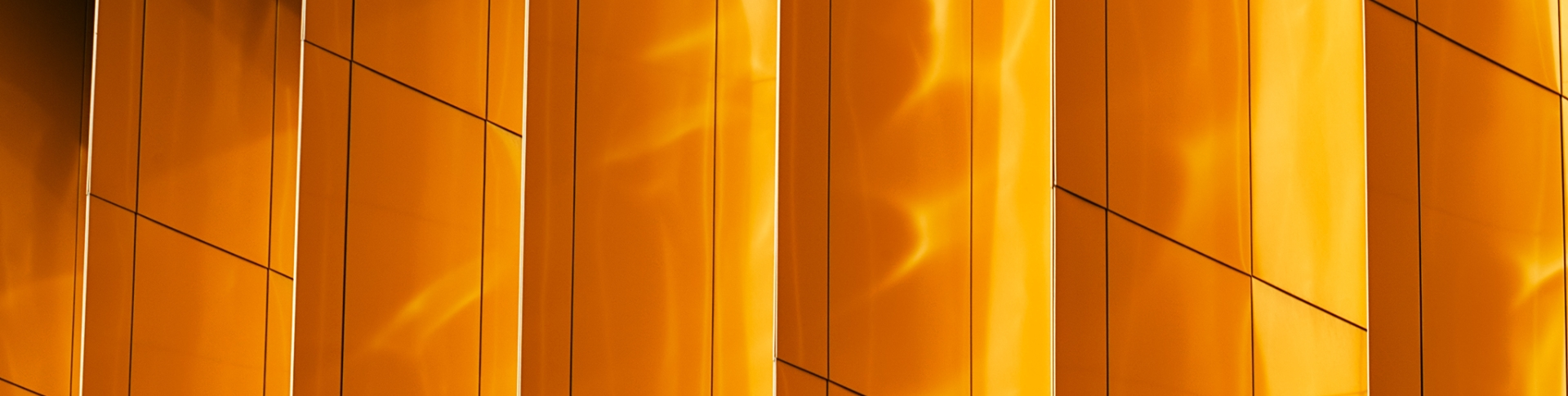 Fond abstrait couleur orange