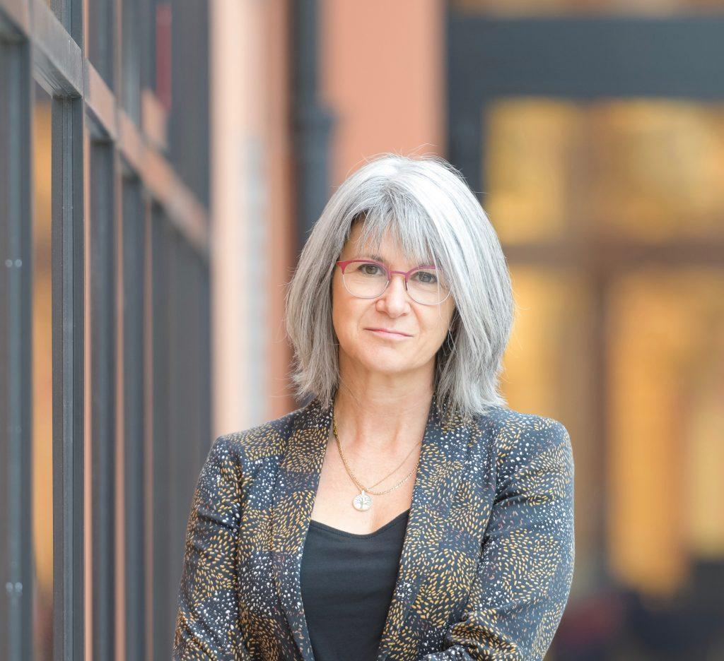 Portrait de Nadia Rouquette
